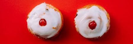 שתי עוגות, שניים, דובדבן
