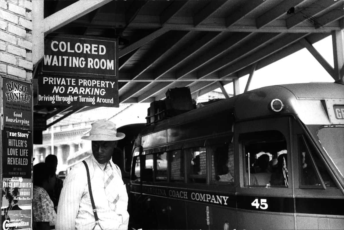 חוקי ג'ים קרואו, צפון קרוליינה, הפרדה גזעית, דרהם