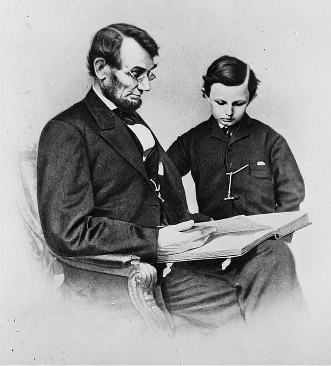 לינקולן, טאד לינקולן