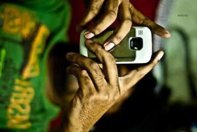 סלולרי, התמכרות, סמארטפון