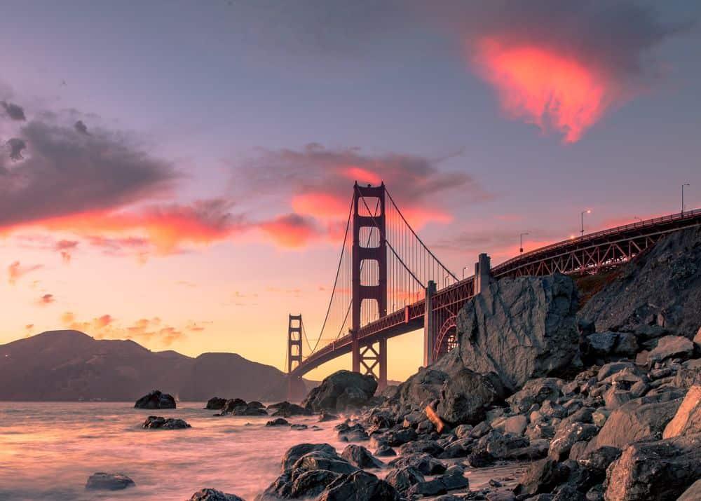 גשר, גולדן גייט, סן פרנסיסקו