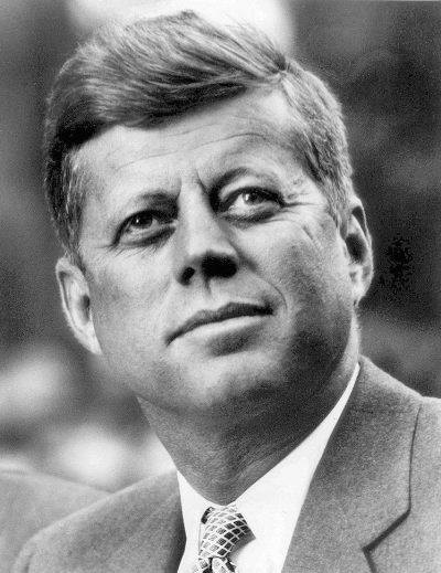 ג'ון פ. קנדי, קתולי, נשיא