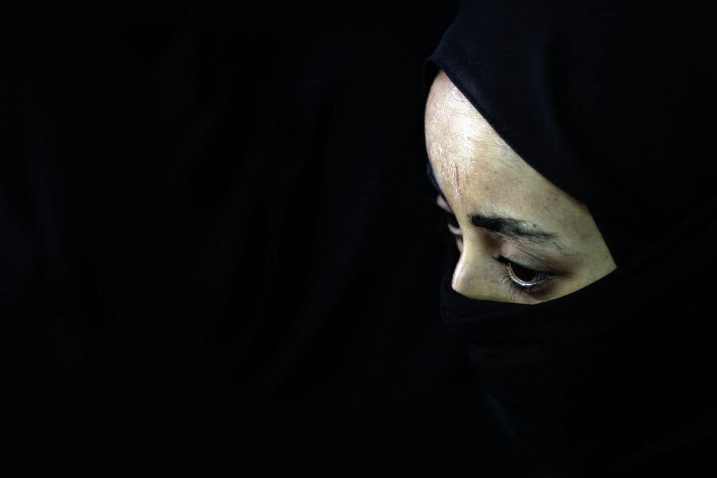 סעודיה, נערה, אתיופיה, ערב הסעודית