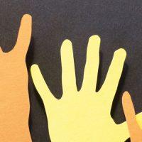 ידיים, הצבעה, ידיים מורמות, כפות ידיים