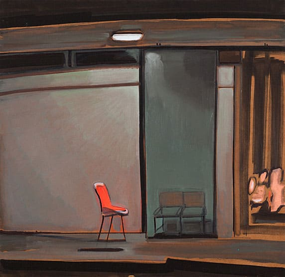 טליה ישראל, כיסא בודד