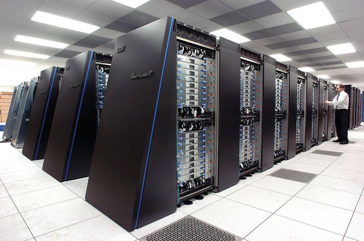 מחשב-על, IBM Blue Gene P