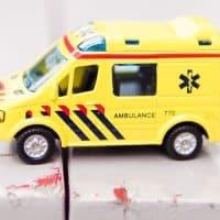 אמבולנס, צעצוע, ילדים