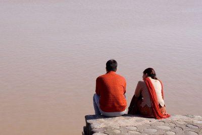 זוג, הודו, נהר