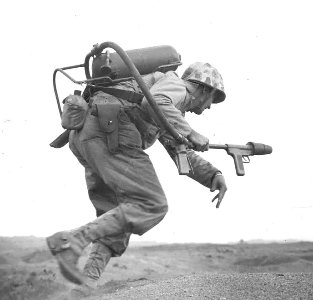 חיל הנחתים, איוו ג'ימה, להביור