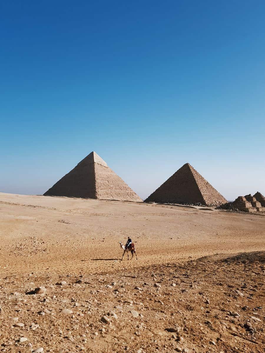 פירמידות, גיזה, פרעונים