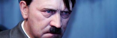 היטלר, מדאם טוסו, בובת שעווה, עיניים כחולות