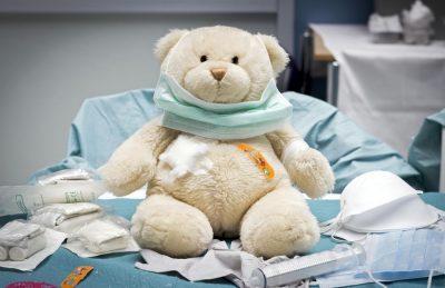 דובי, בית חולים