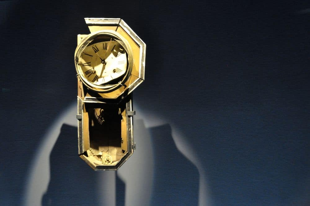 נגסאקי, שעון, פצצה, אטום