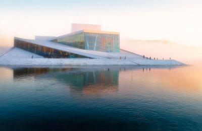 אופרה, בית האופרה, אוסלו, נורבגיה