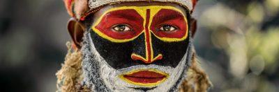 פפואה, גינאה החדשה, שבט, ילידים