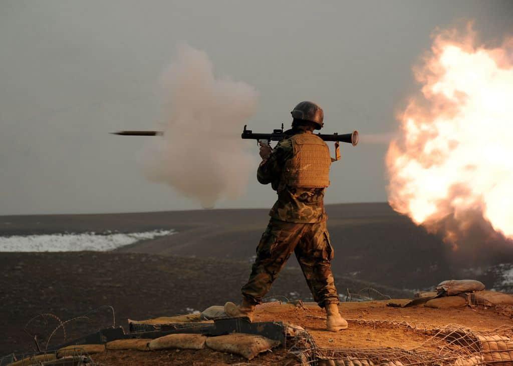 RPG, אר.פי.ג'י, אפגניסטן