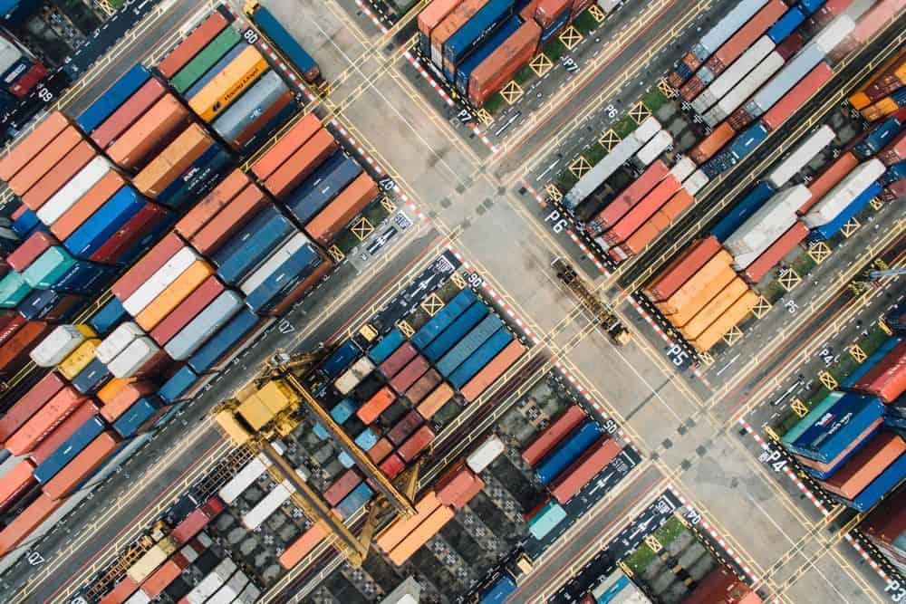 מכולות, נמל, סינגפור