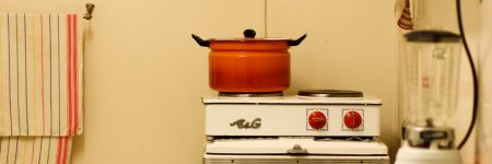 כיריים, מטבח, שנות השישים