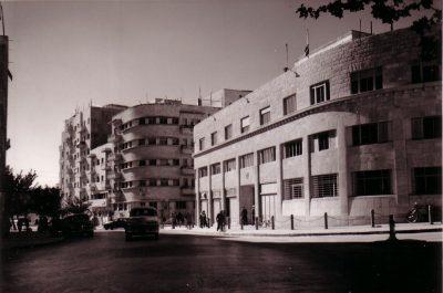 בית פרומין, הכנסת, הכנסת הישנה