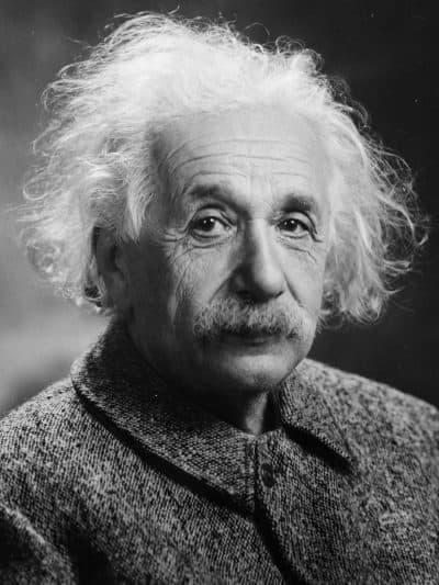 איינשטיין, פרינסטון