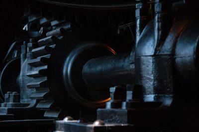 גלגלי שיניים, מנוע