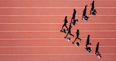 רצים, ריצה, אתלטיקה, מסלול ריצה