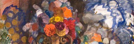 פרחים ופורצלן, ניקולאי ספונוב
