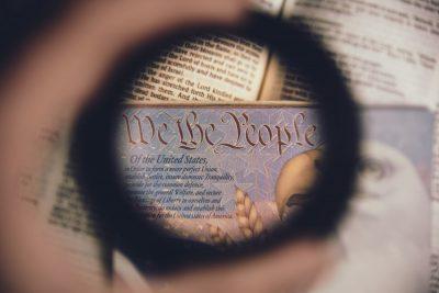 חוקה, אמריקה, ארצות הברית, עם