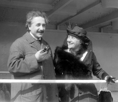 אלברט איינשטיין, אלזה