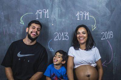 משפחה, היריון, גנטיקה