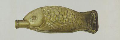 """לוריין מקימסון, בקבוק """"Fish Bitters"""", סביבות 1935."""