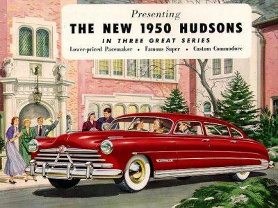 Hudson, מכונית, 1950, פרסומת