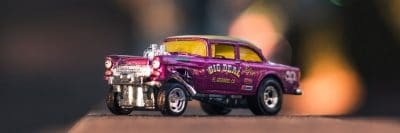 מכונית צעצוע