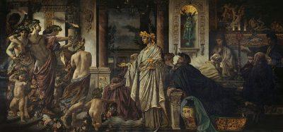 אפלטון, המשתה, אנסלם פוירבאך