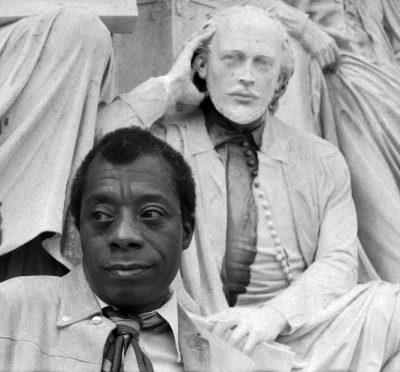 ג'יימס בולדווין, לונדון, Albert Memorial