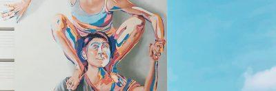 ברלין, ציור קיר