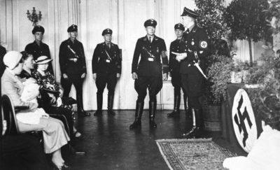 נאצים, אוגניקה, Lebensborn, השבחת הגזע