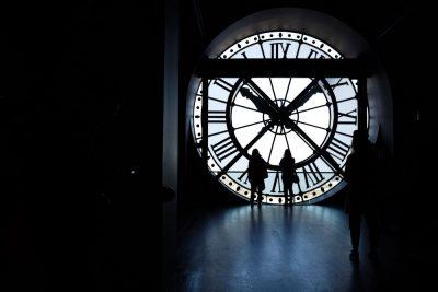 שעון, מוזיאון אורסיי