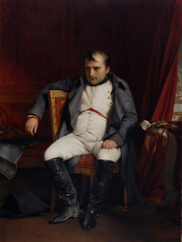 נפוליאון, פול דלרוש
