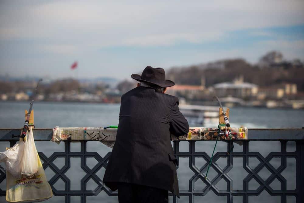 איסטנבול, דיג, גשר