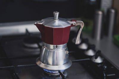 מקינטה, מכונת קפה