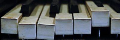 קלידים, פסנתר
