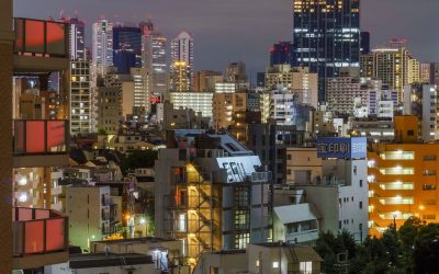 טוקיו, לילה