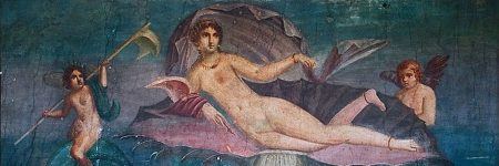 ונוס, אפרודיטה, פומפיי
