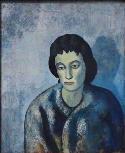 אישה, פיקאסו