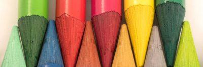 צבעים, עפרונות צביעה