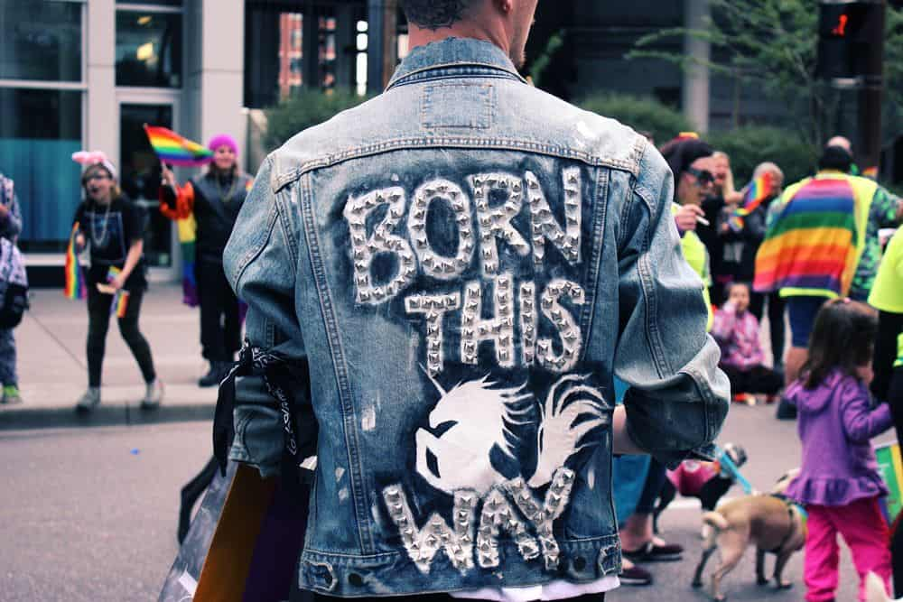 מצעד גאווה, הומוסקסואלים