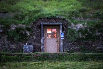 בית, הוביט, איסלנד