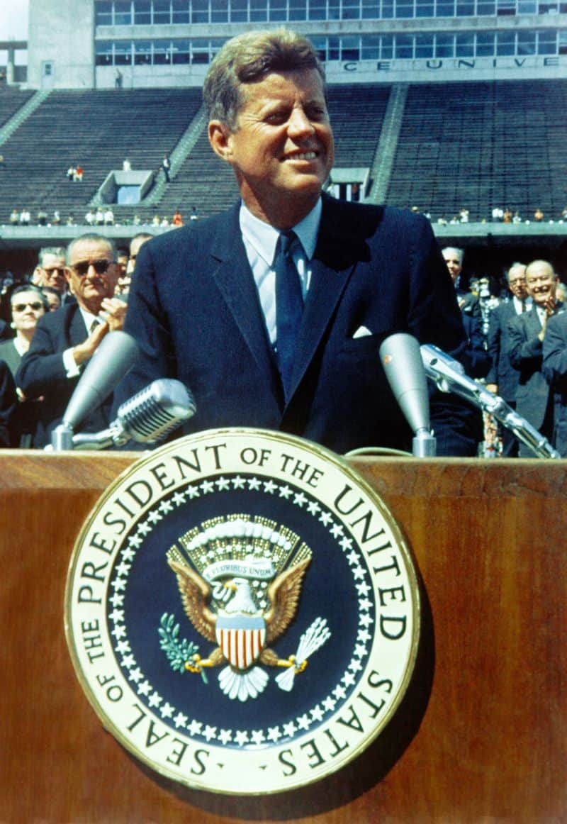 קנדי, JFK, ג'ון פיצג'רלד קנדי