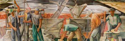 מכרות הבוקסיט, Julius Woeltz